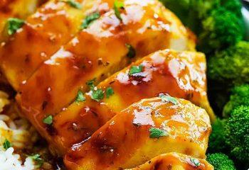Applewood Mustard Chicken (4 servings)