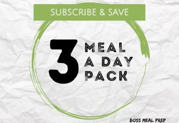 3 Meals a Day Pack