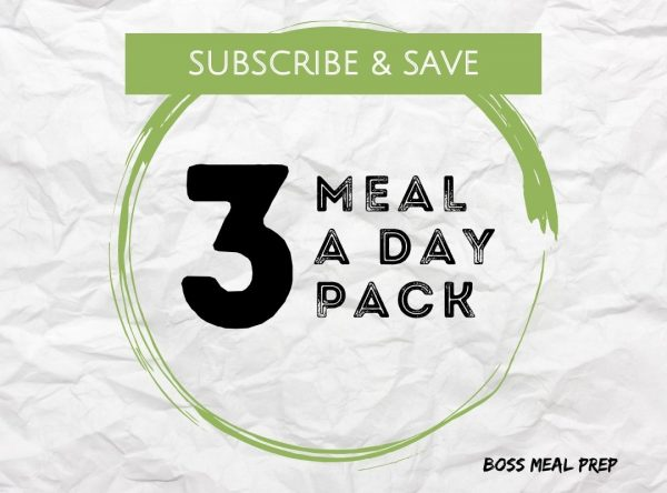 3 meal a day pack