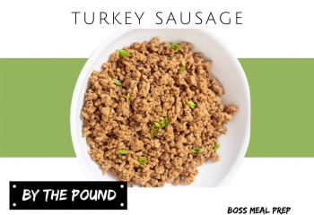 Gyro Turkey Sausage (4 servings)