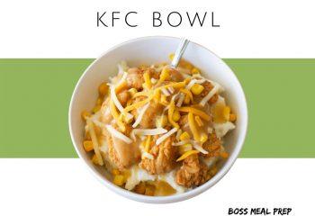 KFC Chicken Tender Bowl