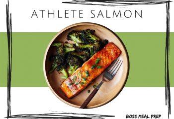 Athlete Custom Salmon