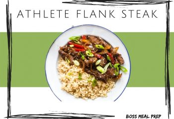 Athlete Flank Steak