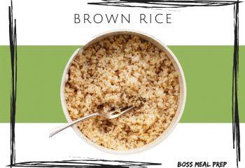 Brown Rice (4 servings)