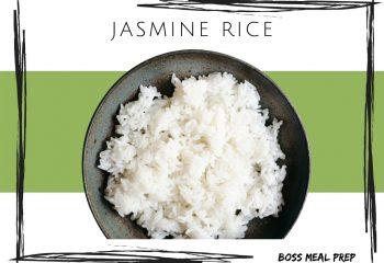 Jasmine Rice (4 servings)