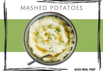 Mashed Potatoes (4 servings)