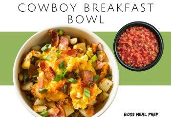 Cowboy Breakfast Bowl